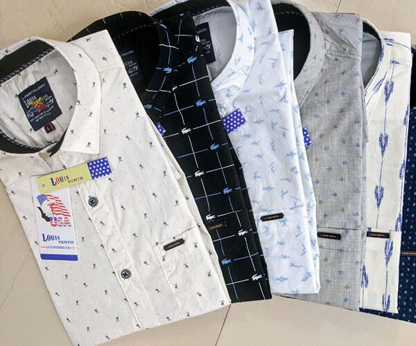 stiff front shirt buttons